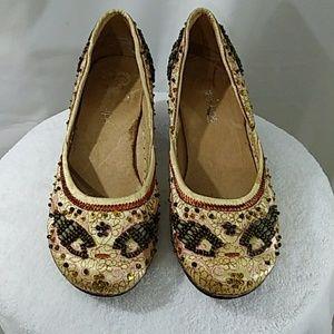 Two  Lips  Woman. Shoe. Size:7
